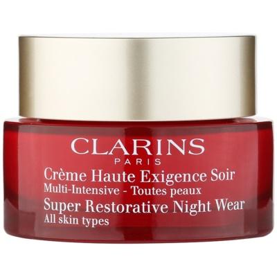 Super Restorative Night Cream For All Types Of Skin