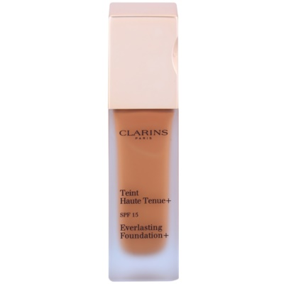 Clarins Face Make-Up Everlasting długotrwały podkład w płynie SPF 15