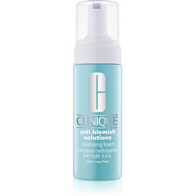 mousse de limpeza para pele problemática, acne