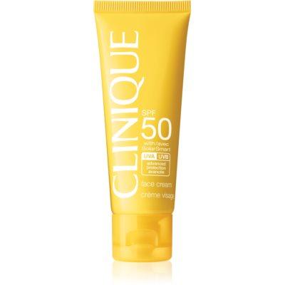 Clinique Sun crema facial protectora SPF 50