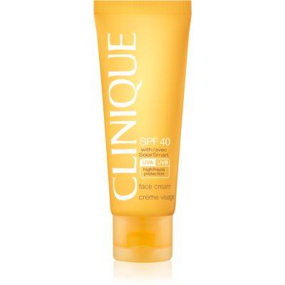 Clinique Sun Sonnencreme fürs Gesicht SPF 40