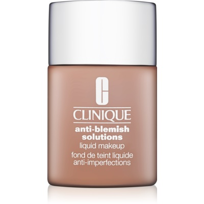 Clinique Anti-Blemish Solutions Liquid Foundation For Problematic Skin, Acne