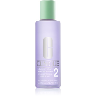 Clinique 3 Steps tonic ten uscat si mixt