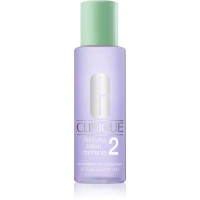 Clinique 3 Steps tonik za suho in mešano kožo