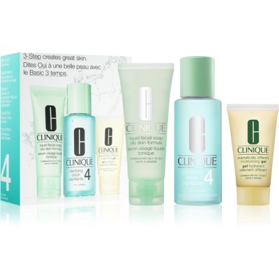 Clinique 3 Steps Kosmetik-Set  VIII.