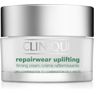 festigende Gesichtscreme für trockene und Mischhaut