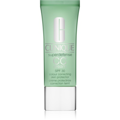 Clinique Superdefense CC krema SPF 30