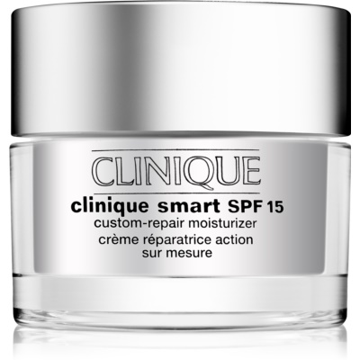 Clinique Clinique Smart Anti-Wrinkle Moisturising Day Cream for Dry and Combination Skin SPF15