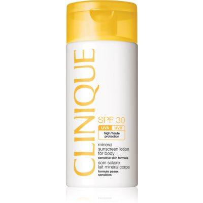 Clinique Sun mineralna krema za sunčanje SPF 30