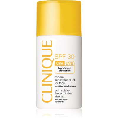 Mineral Sunscreeen Fluid SPF 30