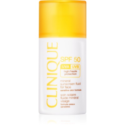 Mineral Sunscreeen Fluid SPF 50
