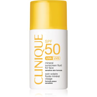 Clinique Sun Mineral Sunscreeen Fluid SPF 50