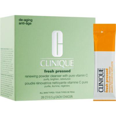polvo purificante con vitamina C