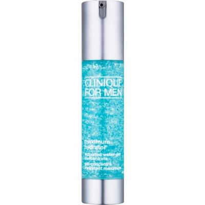 gel pro dehydratovanou pleť