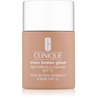 Clinique Even Better™ Glow Make up zum Aufhellen der Haut LSF 15
