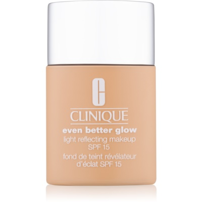 Clinique Even Better Glow Make up zum Aufhellen der Haut LSF 15