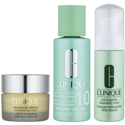 Clinique 3 Steps coffret XIII.