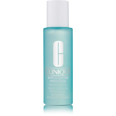 Clinique Anti-Blemish Solutions Tonic  voor Alle Huidtypen