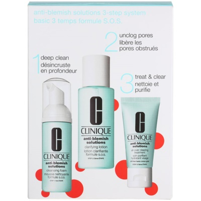 Clinique Anti-Blemish Cosmetica Set  I.