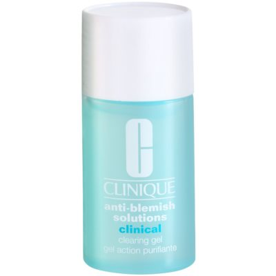 Clinique Anti-Blemish Solutions Clinical Gel för att behandla hudbristningar
