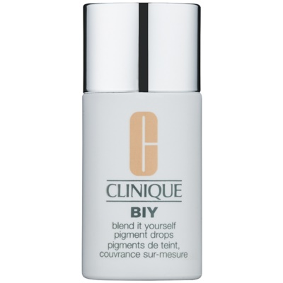 Clinique BIY™ Blend It Yourself kropelki z pigmentem