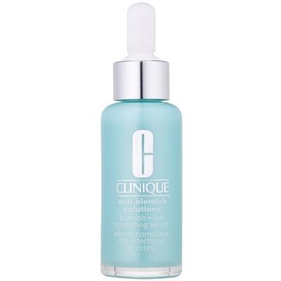 sérum alisador  para pieles problemáticas y con acné