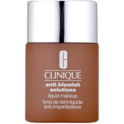 Clinique Anti-Blemish Solutions течен фон дьо тен за проблемна кожа, акне