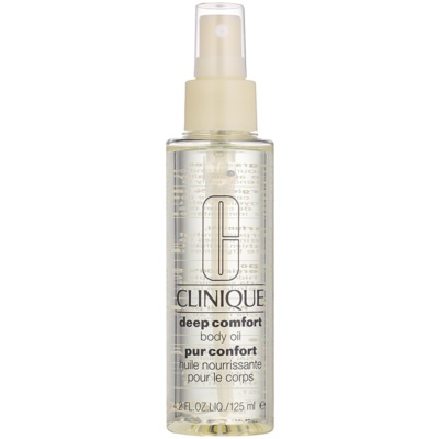 Clinique Deep Comfort™ Moisturizing Oil For Body