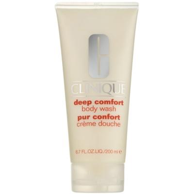 jemný sprchový krém pre všetky typy pokožky