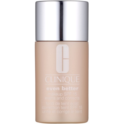 Clinique Even Better frissítő folyékony make-up SPF 15