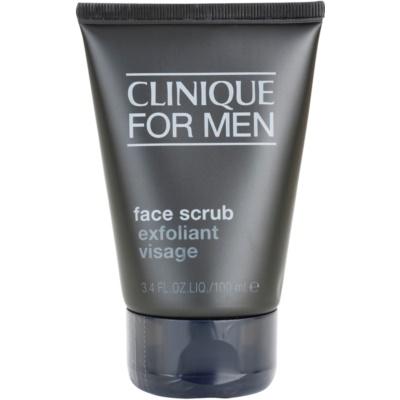 peeling facial para homens