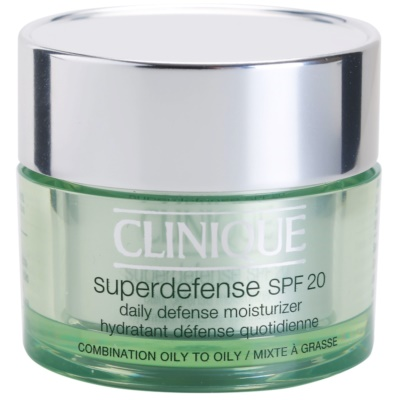 Moisturizing and Protecting Day Cream for Oily and Combiantion Skin