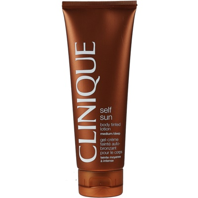 Self - Tanning Body Lotion
