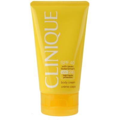 Sunscreen Cream SPF 40