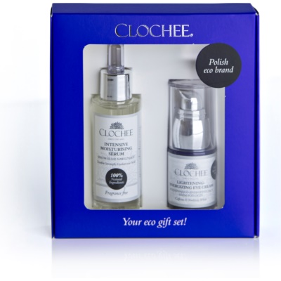 Clochee Simply Organic Cosmetic Set III.