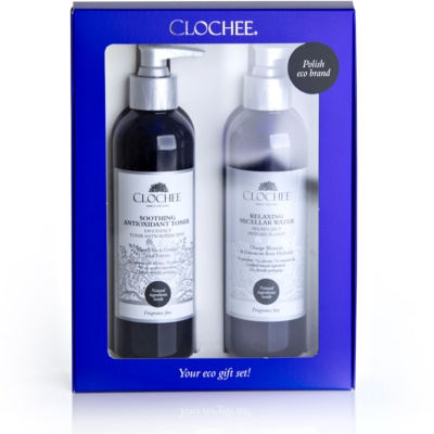 Clochee Simply Organic Cosmetic Set I.