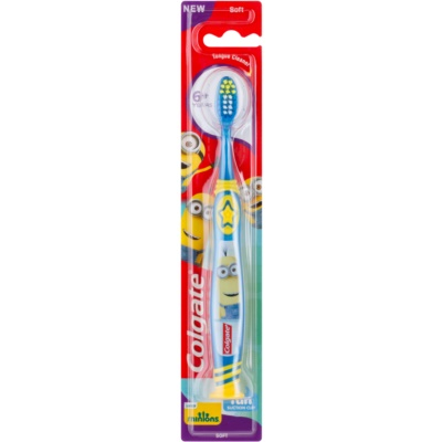Colgate Kids Minions Toothbrush For Children