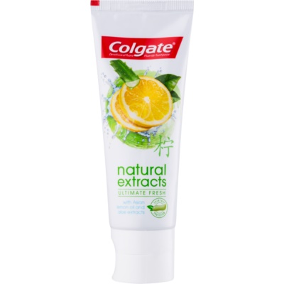 Colgate Natural Extract Ultimate Fresh Toothpaste