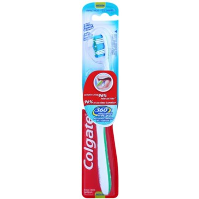 brosse à dents medium
