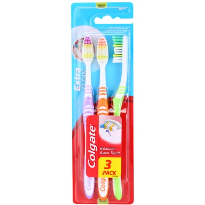 periuta de dinti Medium 3 pc