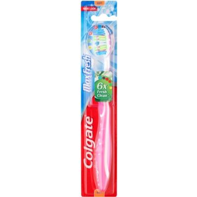 escova de dentes soft