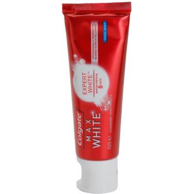 Colgate Max White Expert White bleichende Zahnpasta