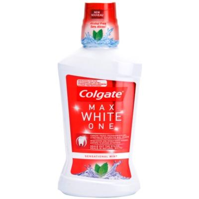 Colgate Max White One Mondwater  Alcoholvrij