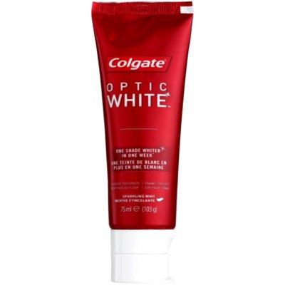 Colgate Optic White zubná pasta s bieliacim účinkom