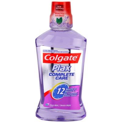 Colgate Plax Complete Care bain de bouche pour une protection complète des dents