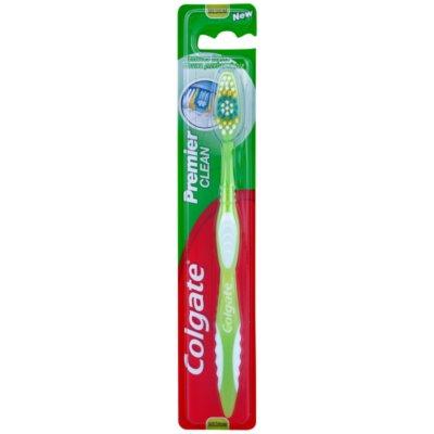 Colgate Premier Clean escova de dentes medium