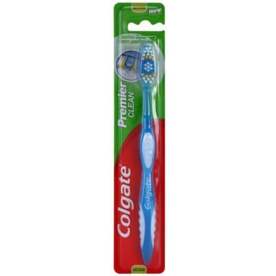 Colgate Premier Clean четка за зъби медиум