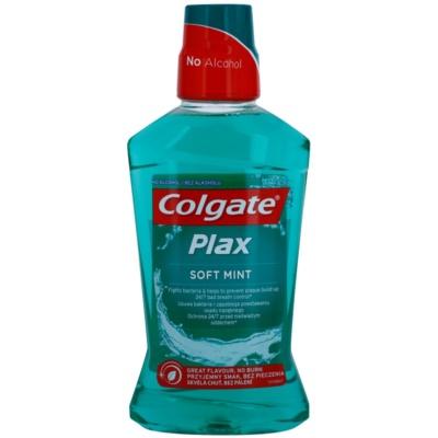 ústna voda proti zubnému povlaku
