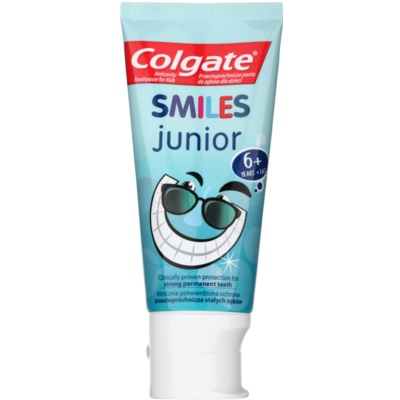 Colgate Smiles Junior dentifrice pour enfants