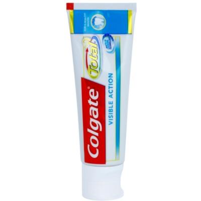 Colgate Total Visible Action dentífrico para proteção completa de dentes